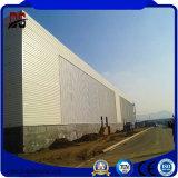Casa ligera prefabricada de la estructura de acero del bajo costo con buena calidad
