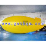 Желтый надувной ПВХ для взбивания/надувные мультфильм круглая насадка для взбивания