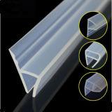 Joint solide de garniture de bordure en caoutchouc de silicones pour le guichet et la porte