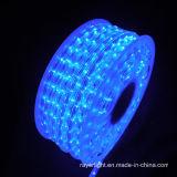 A rede da corda da corda do diodo emissor de luz ilumina luzes comerciais da decoração