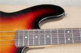 Гитара нот Hanhai 4 шнуров электрическая басовая/с телом вяза