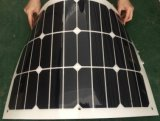 Panel Solar Flexible semi Flexible de 30W panel solar Sunpower