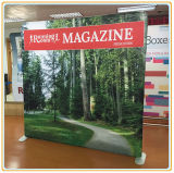 Exposition commerciale Tension Fabric Display Straight Wall
