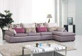 Modernes Gewebe-Ecken-Sofa für Wohnzimmer