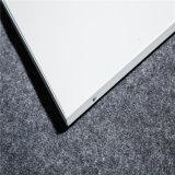 Plafond montant la chaufferette de panneau infrarouge de Frameless de mur en cristal blanc de carbone