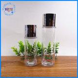 110/150/160ml vazio garrafa de plástico PET Embalagens de cosméticos