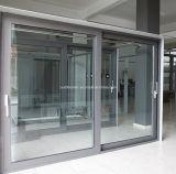 Приятные Slimline раздвижные двери алюминия балкона