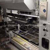 Trois machine d'impression de rotogravure de couleur du moteur 8 (à haut rendement)