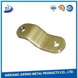 Laser-Ausschnitt/Stempeln/befestigend/verbiegendes Blech, das Teile stempelt