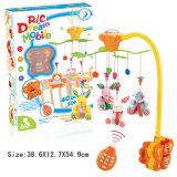 Dom bebé Cama Eléctrico brinquedos brinquedos para bebés (H0940652)