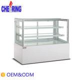 Acclamations Counter-Top Desserts Commercial/gâteaux Affichage vitrine réfrigérée (SCLG-80F)