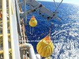Équipement de test de charge à la marine