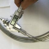 De elektrische 4mm Industriële Verwarmer van de Draad