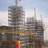 강철 구조물 작업장 건물