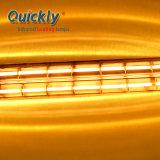 Elemento de Aquecimento do forno de halogéneo por infravermelhos rapidamente luz IV