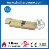 De Cilinder van het Slot van het Messing van de Ontwerpen van de douane voor Slaapkamer (DDLC002)