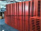 Rackable Plastikhochleistungsplastikstreuung-Ladeplatten der ladeplatten-1200*1000