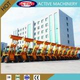 Activo AL938C 3ton máquinas carregadora de rodas dianteira com preço competitivas