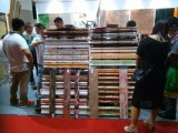 Водоустойчивый Древесин-Coated PVC обходя для деревянных настилов