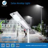 El LED alimentado por energía solar iluminación del jardín de la calle al exterior