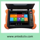 携帯用CCTVのビデオモニタのテスター8のインチ8MP Tvi Cvi 5MP Ahd 4K Ipc