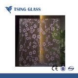 [أولترا] واضحة يليّن زجاجيّة يقسم زجاج مع [سلك-سكرين] طباعة