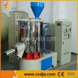 Misturador de alta velocidade do pó da resina do PVC da máquina plástica