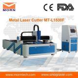 Cortador agradável do laser da fibra da qualidade Mt-L1530f com preço perfeito para a venda