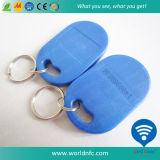 저가 접근 제한 RFID 단단한 꼬리표 아BS 안전 키 바지의 시계 주머니