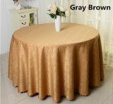 Banquete de poliéster elegante pano de mesa