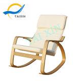 Cadeira de balanço moderna do lazer da mobília com frame do metal