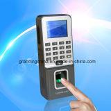 細いデザイン(F09)の生物測定の指紋のアクセス制御時間出席