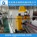 PVC Pipe Production Line con in linea Auto Belling Machine