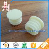 Taquet en plastique de fin de tube de fiche de monture de vis de pipe d'ABS