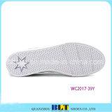Zapatos de lona baratos de las mujeres al por mayor
