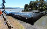 高い引張強さのカスタマイズされたサイズの沈積物排水袋