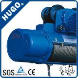 380V 50Hz 3p modificado para la cuerda de alambre eléctrico de elevación