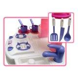 PP Plastic Children Play Conjunto de brinquedos de cozinha com luz e som 1078442