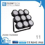 840W LED Sport-Bereich-Bereichs-Flut-Licht-hohes Mast-Licht