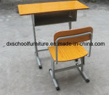높은 Quality Wooden Furniture School Table 및 Chair
