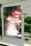 65 pouces LCD HD Digital Signage Publicité de plein air la machine
