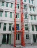 Fret électrique de relevage hydraulique verticale de l'élévateur de fret avec des offres bon marché