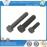 Равнина винта Hex головки типа 10.9 высокопрочная стальная