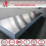 6082 placas de alumínio laminadas a alta temperatura/folha
