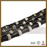 Le fil ensoleillé de diamant de qualité a vu pour le marbre (SY-DWS-002)