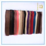 Kundenspezifische Farben-Qualitäts-Doppeltes gezeichnete Band-Haar-Extensions-Haare mit Fabrik-Preis Ex-049