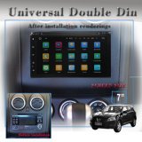 "7""et antireflet Carplay Quad Core 2DIN universel Android radio GPS lecteur de DVD de voiture"