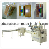 Tellersegment-Weniger Biskuit auf Rand-Verpackungsmaschine