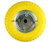 250-4 튼튼한 스포크는 고품질 관이 없는 PU 거품 바퀴를 선회한다