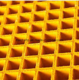 Reja fuerte y durable del suelo de la resina del éster del vinilo de FRP